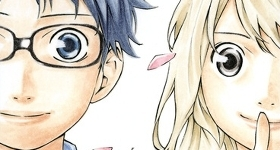 "News: Manga ""Your Lie in April"" licensed by Kodansha Comics"