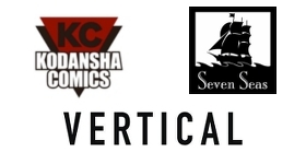 News: Kodansha USA, Seven Seas Entertainment & Vertical: Upcoming Manga Releases in April