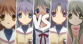 Poll: Which girl from Clannad would you have chosen?
