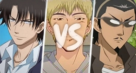Poll: Who is the most likeable school delinquent?