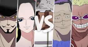Poll: Which of the Seven Warlords of the Sea/Shichibukai is your personal favourite?