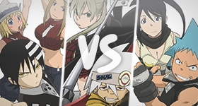 Poll: Master-Weapon-Pairing from Soul Eater Do You Like the Most?